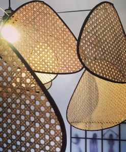 Suspension Screen Cannage