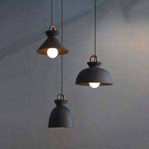 Coil Ceiling Pendant Light