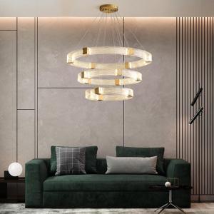 Parallel LED Chandelier
