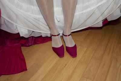 trouwen trouwreportage trouwschoenen