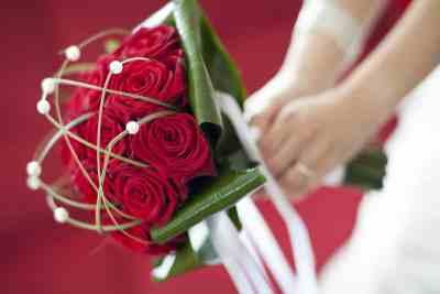 bruidsboeket trouwdag trouwen bruid bruidsfotografie trouwreportage