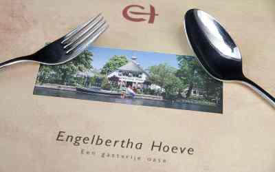Engelbertha Hoeve Restaurant, mooie locatie trouwfeest in Leiden