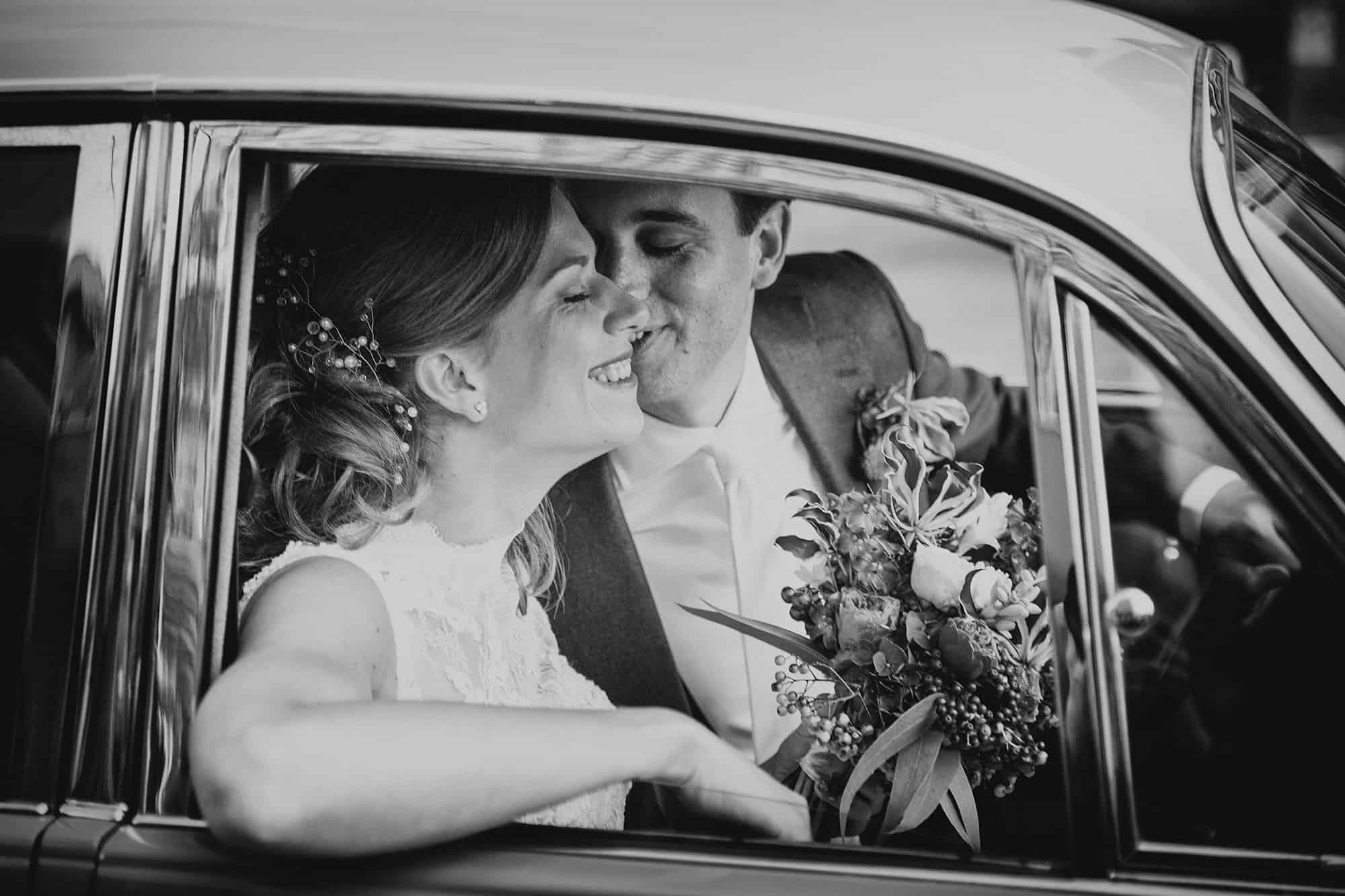 Zwartwit trouwfotos Trouwreportages trouwfoto