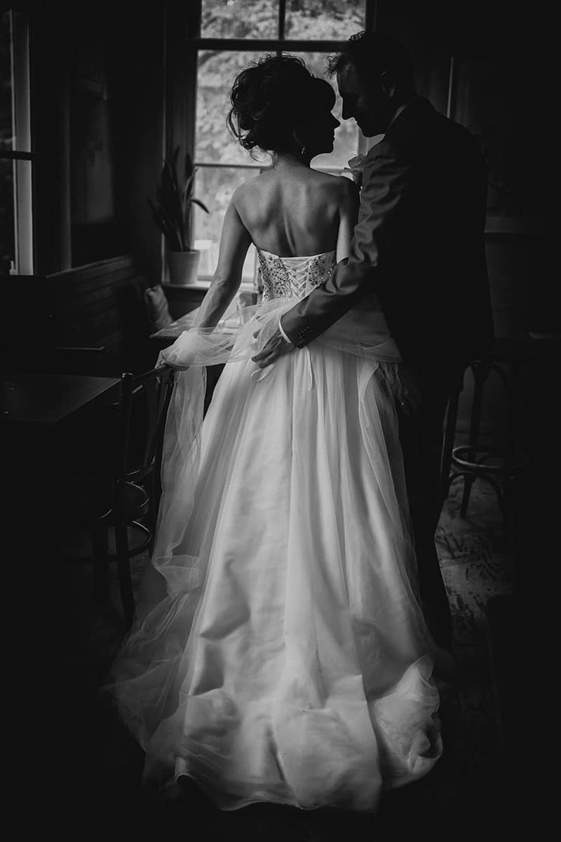 bruidsfotografie cafe restaurant binnen
