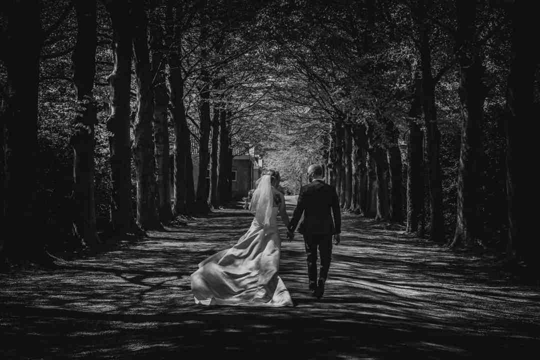 bruidsfotografie Overveen Bloemendaal