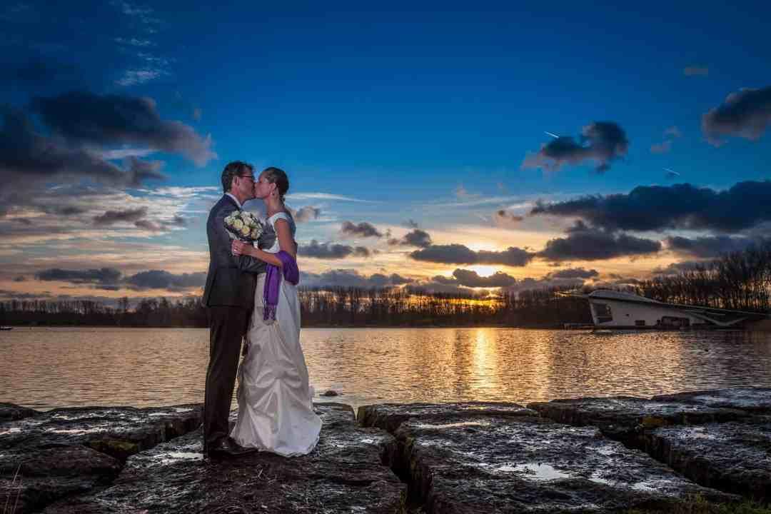fotografie gouden uurtje trouwdag