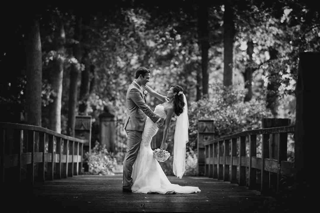 Bruidsreportage Kasteel Heeswijk