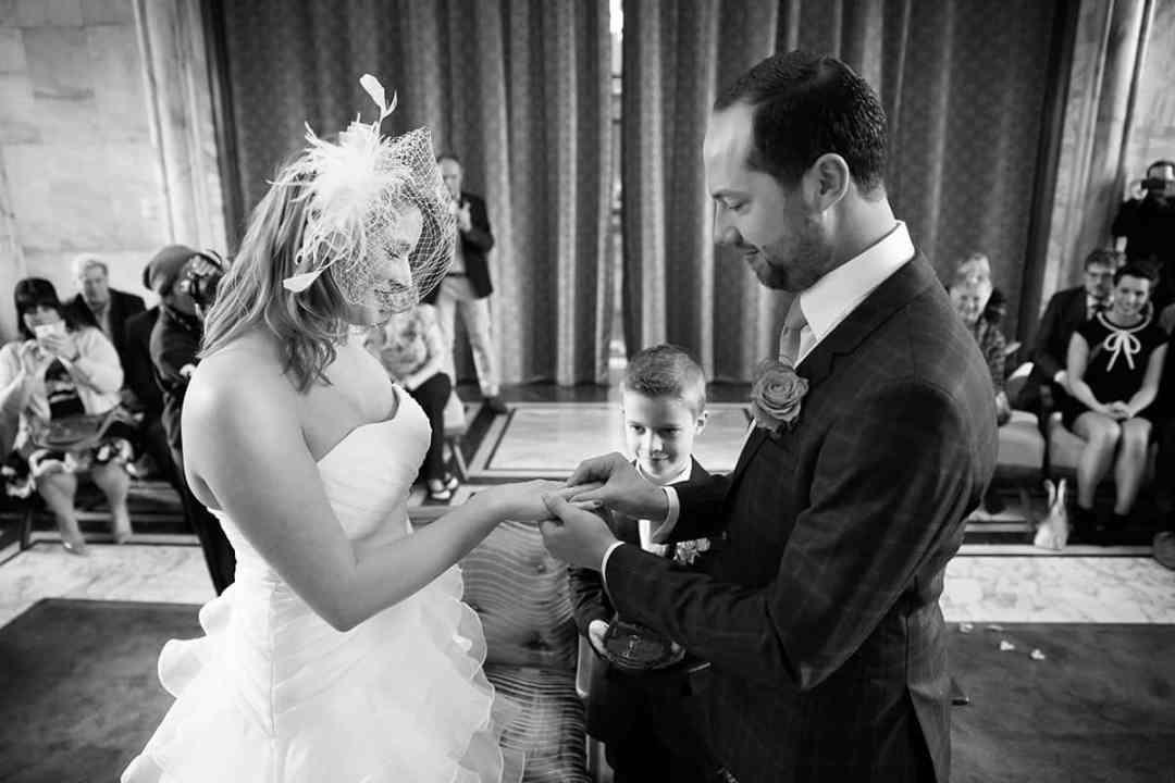 huwelijksceremonie Leiden