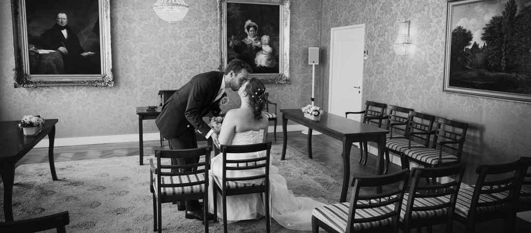 Trouwen Gemeentehuis Hillegom fotograaf