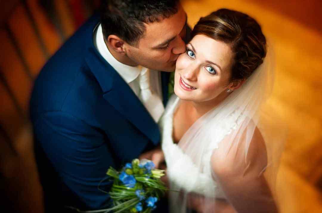 feestavond bruiloft foto's