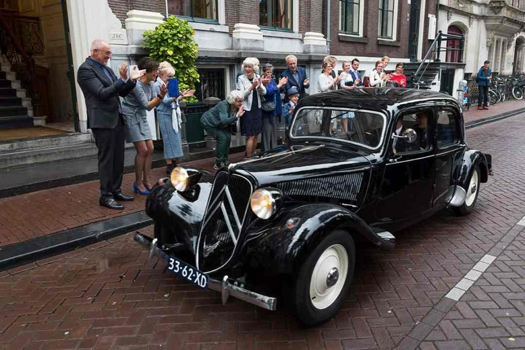 trouwreportage Amsterdam