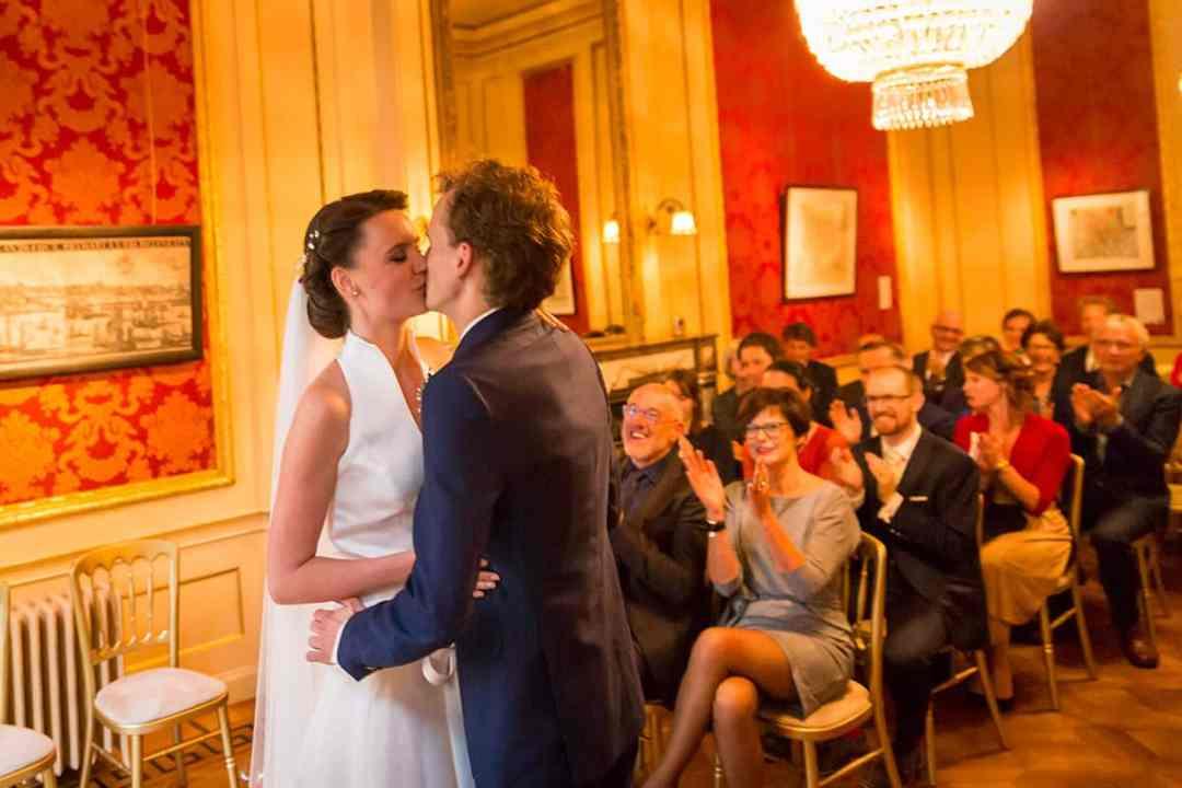 bruidsfotografie Grachtenhuis