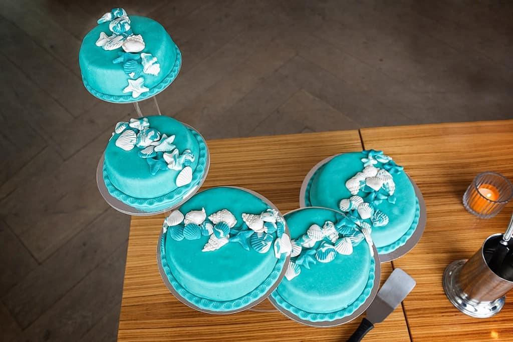 receptie trouwdag foto's