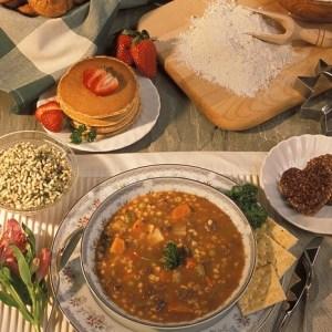 vegan lentil curry