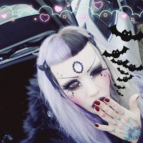 Adora Bat Brat Interview With A Goth Fashion Icon Find out about youtube star adora batbrat: adora bat brat interview with a goth