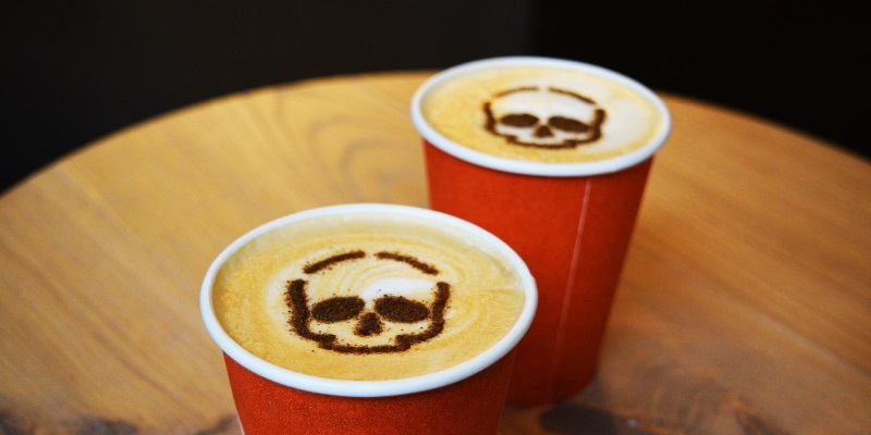 basic pumpkin spiced latte