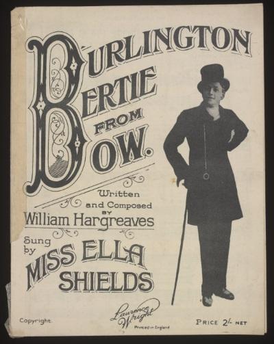 burlington bertie