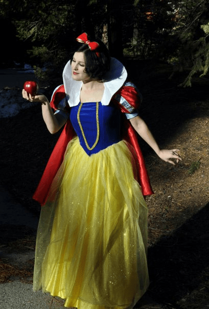 Disney princess for hire