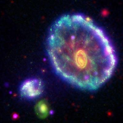cosmic cartwheel