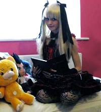 UK cosplay - Misa