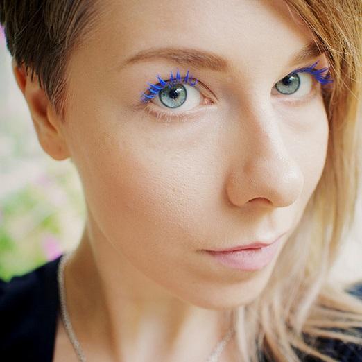 eighties makeup