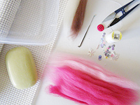 indie crafts - felting