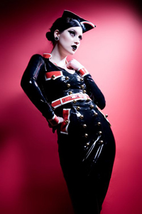 GodsGirls alternative models - Adreena