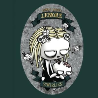 Lenore comic cute little dead girl