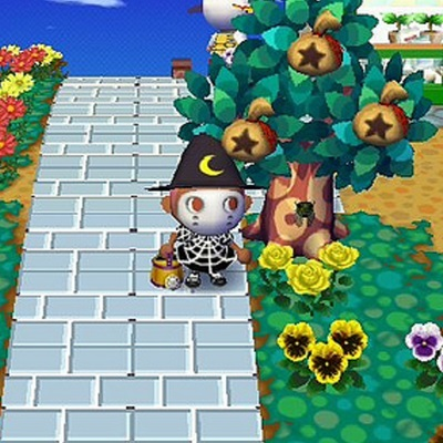 life as a video game animal crossing