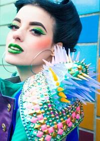 Shara Hayz fashion designer