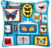 needlepoint kits - needlepoint pillows