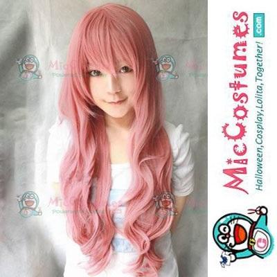pink vocaloid wig