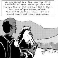Red Plains webcomic