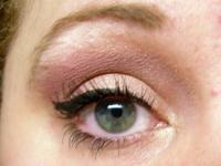 Retro makeup how to