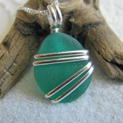 sea glass jewellery