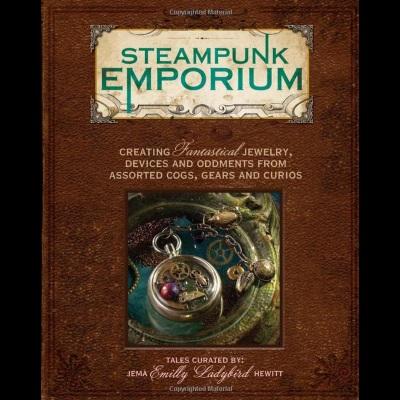 steampunk emporium book