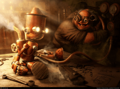 Steampunk wallpapers