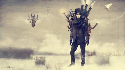 25 Of The Best Steampunk Desktop Wallpapers