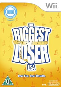 The Biggest Loser - Wii and Nintendo DS