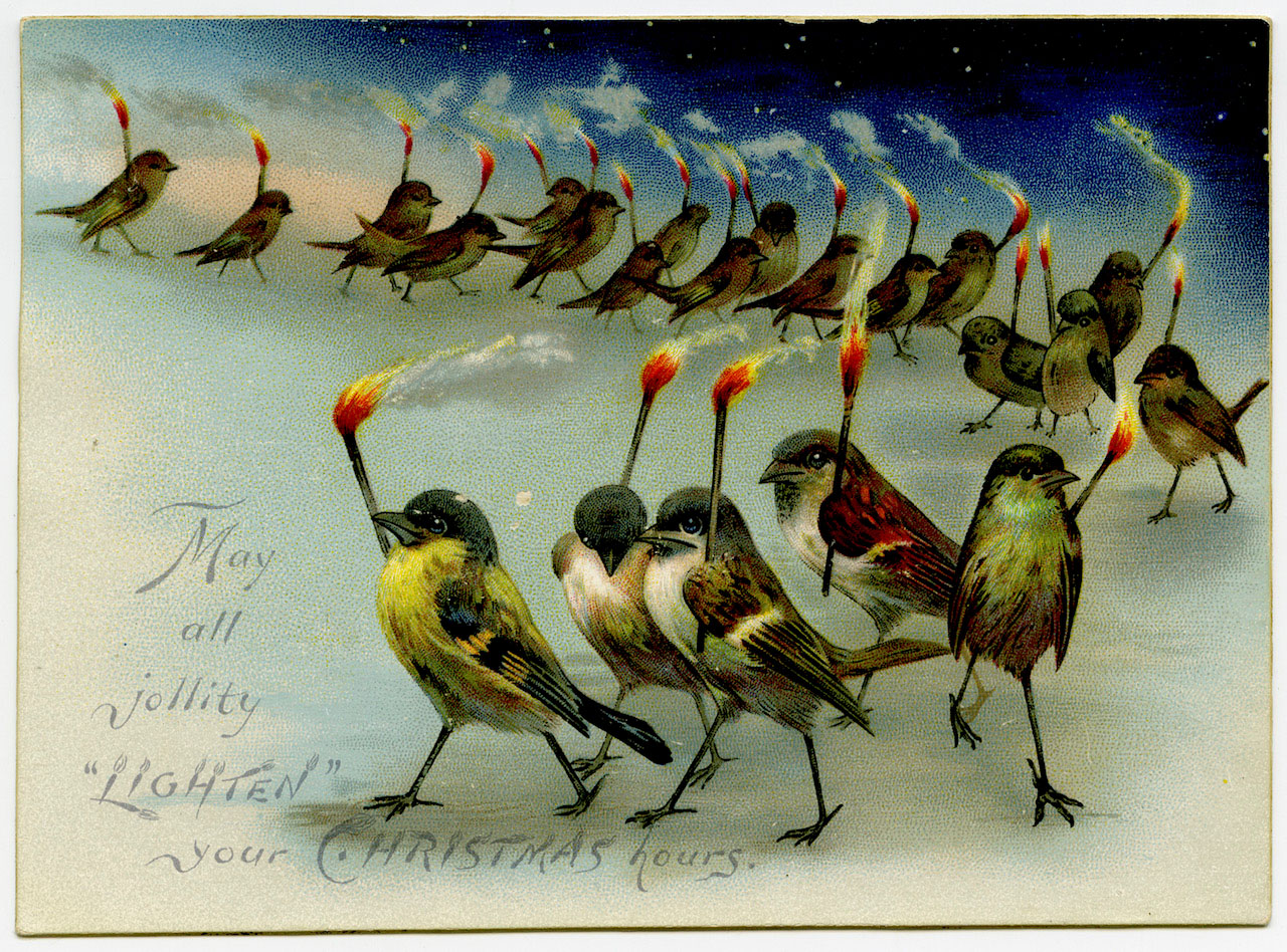 The History of Greeting Cards - Sumerian, Victorian and beyond...