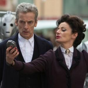 Doctor Who Missy season 8