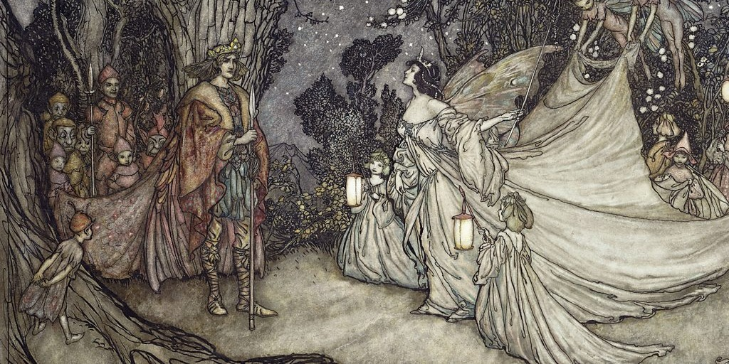 How to Catch and Keep a Fairy Lover - Dating Tips from Classical
