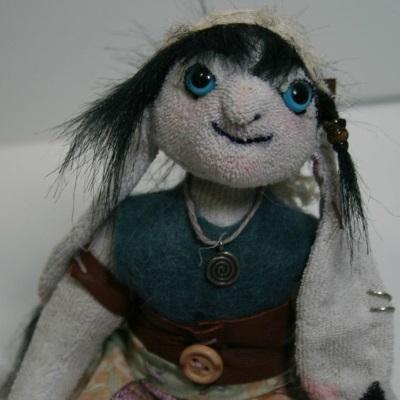 fairie art dolls sister troll