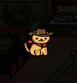 neko atsume billy the cat