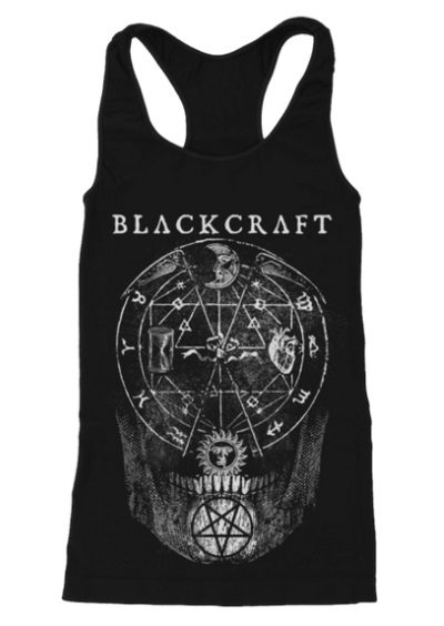 health goth black craft cult clothing