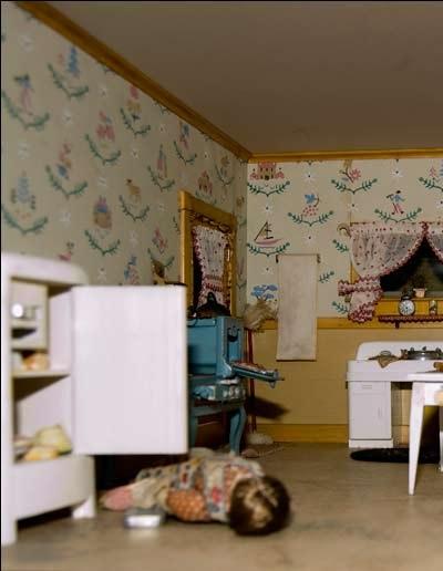nutshell studies kitchen detail