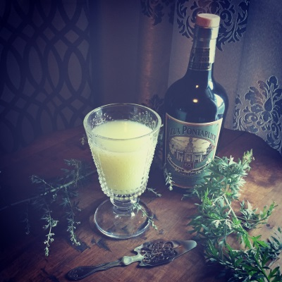 gothic christmas presents absinthe spoon