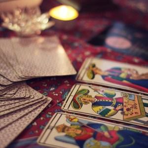 tarot rituals
