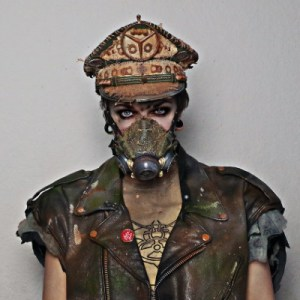 Post Apocalyptic Clothing With Rad Roach Gear