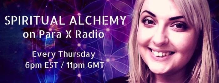 spiritual alchemy radio show